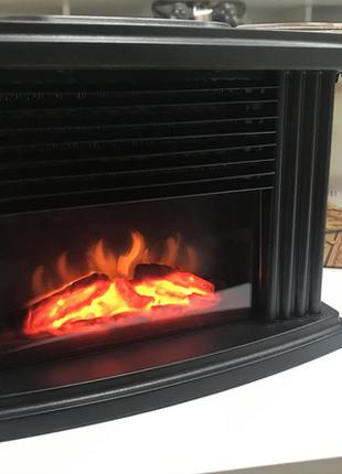 Камин обогреватель Flame Heater с ПУЛЬТОМ Лучшая цена!