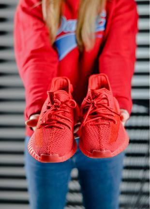 женские кроссовки Adidas Yeezy Boost 350 v2