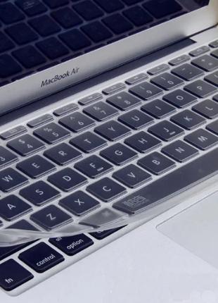 Накладка на клавиатуру Macbook Air/Pro/11/12/13/15/16 Макбук Аир/