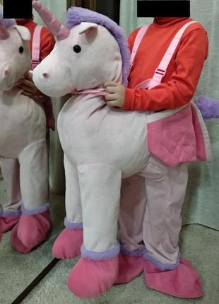 B&M единорог костюм карнавальный новогодний