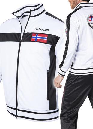 Мужской спортивный костюм Nebulus JOGGINGANZUG S-48