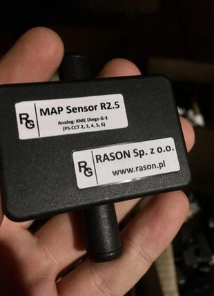 MAP Sensor RASON R2.5 Analog:KME Diego G-3 (PS-CCT 2, 3, 4, 5, 6)