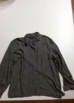 Фирменная блузка рубашка