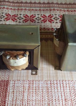 Звуковые трансформаторы СТ - 232, Советские