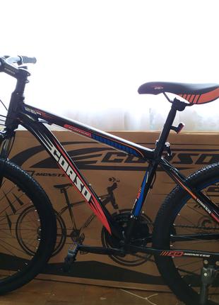 """Новый велосипед 26"""", рама алюминий!!"""