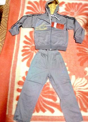Спортивные костюмы на мальчиков (6-10 лет)
