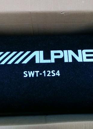 Продам, сабвуфер ALPINE типу «труба».1000 ВТ