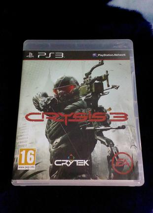 Crysis 3 (русский язык) для PS3
