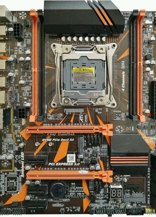 Материнская плата X99 LGA2011 v3 ZX 99EV3 V1.23