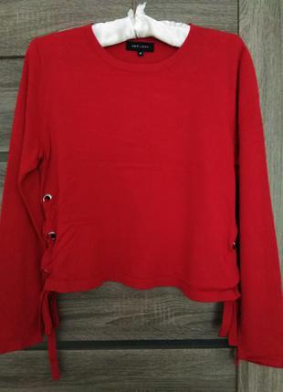 Свободный свитер new look
