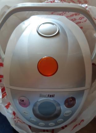 Робот-мультиварка для приготовления здоровой пищи Cook Fast. Испа