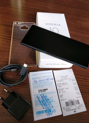 Sony Xperia 10plus dual sim