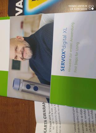 Голосообразующий аппарат немецкого бренда SERVOX