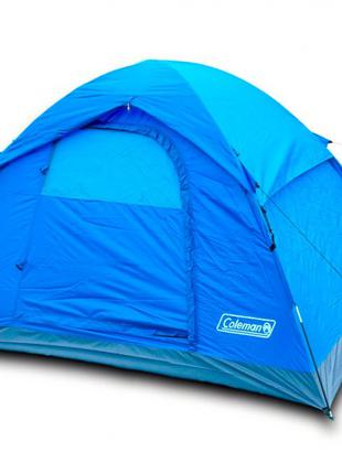 Двухместная двухслойная палатка Coleman 1503