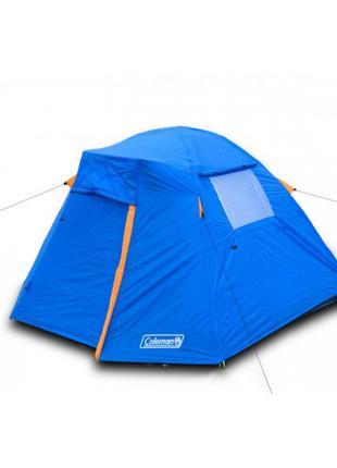 Двухместная двухслойная палатка Coleman 1013