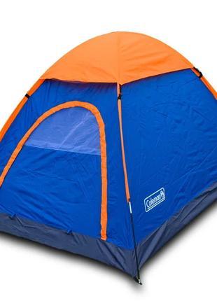 Двухместная однослойная палатка Coleman 3005