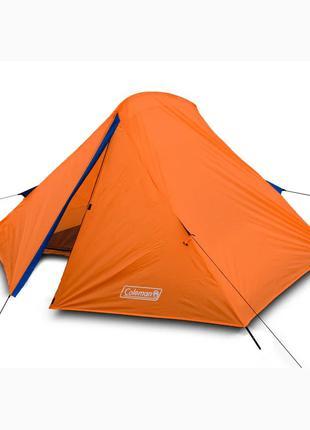 Двухслойная двухместная палатка Coleman 1008