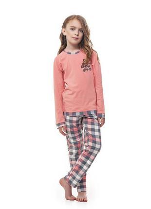 Детская пижама для девочки ellen 046/001