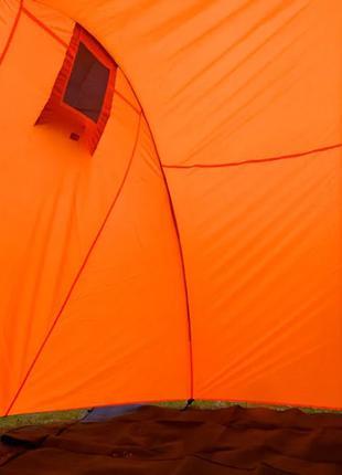 Трехместная двухслойная палатка Coleman 1908