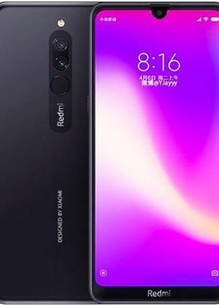 Xiomi redmi 8 Black 4GB/64GB