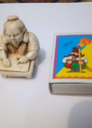 Пишущий Бодхидхарма