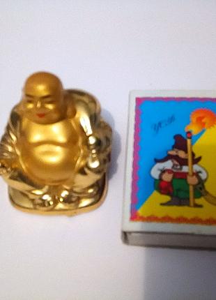 Смеющийся будда Хотей
