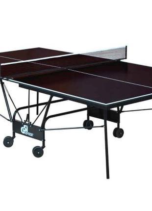 Уличный теннисный стол GSI-Sport Compact Street (St-4)