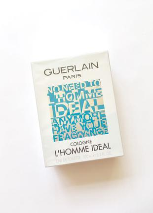 Guerlain homme ideal cologne оригинал