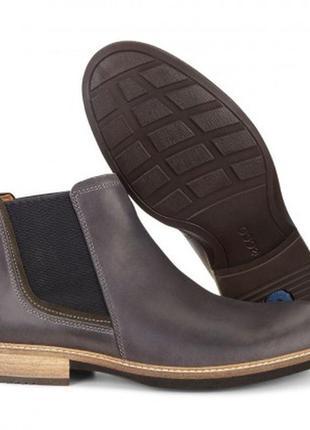 Новые ботинки ecco оригинал