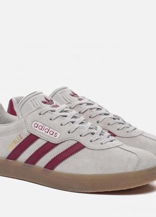 Adidas gazelle super by9777 оригинальные кроссовки