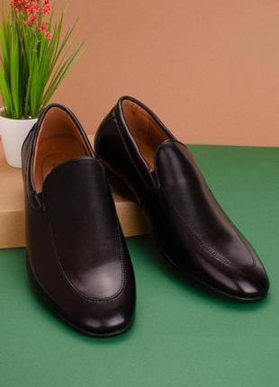 #3 туфли мужские чёрный