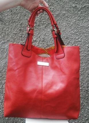 Большая сумка aniston