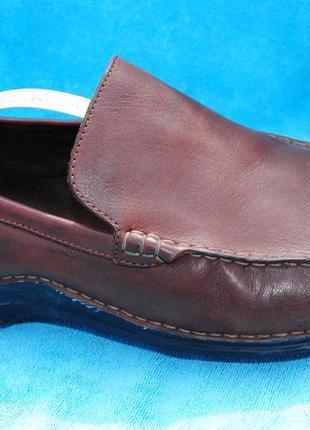 Rockport кожаные туфли 46 размер