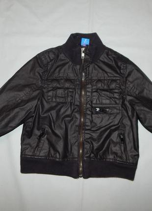 Куртка ветровка на мальчика 2 года 92 см adams boys