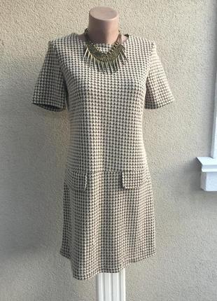 Новое красивое платье,туника по фигуре с золотистым,люрекс пер...