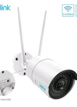 Reolink RLC-410w IP WI-FI камера 4mp 2k