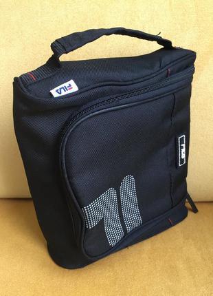 Fila косметичка сумка для путешествий органайзер нессер мужска...