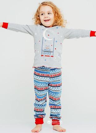 Пижама со светящимся рисунком smil