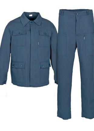 Костюм рабочий, мужской рабочий костюм