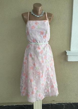 Красивое,романтическое платье вечернее,сарафан,открытая спина,...