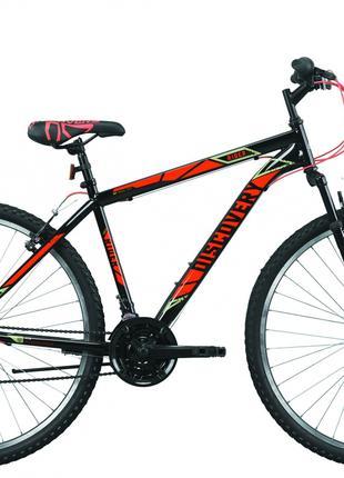 Велосипед 29″ Discovery RIDER 2020 (черно-красный)