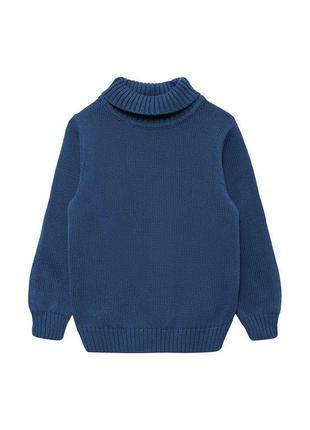 Фирменный свитер / водолазка на мальчика sela / качественный /...