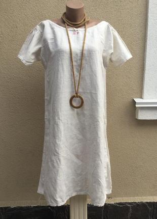 Винтаж,плотное,полотняное платье ручной работы,в этно,деревенс...
