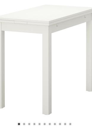 Стол кухонный раздвижной IKEA