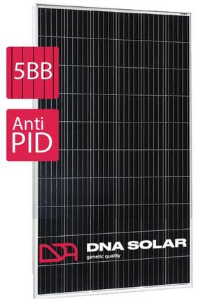 Солнечная батарея 285Вт поли, DNA60-5-285P, 5BB, DNA SOLAR