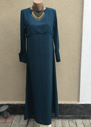Длинное платье в пол ,турция