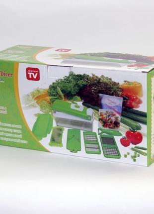 Многофункциональная овощерезка nicer dicer plus отличный подарок