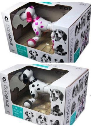 Собака на радиоуправлении Happy Cow 777 338 Smart Dog аккумулято,