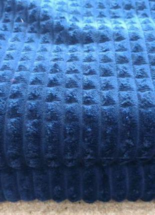 Плед микрофибра кубики 160х210