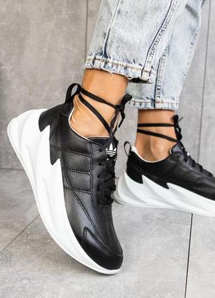 Прямой поставщик! кожаные кроссовки adidas adidas